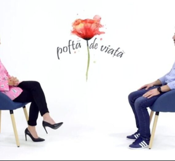 Podcast cu Pofta de viata